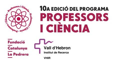 10PIC VHIR Professors i ciència