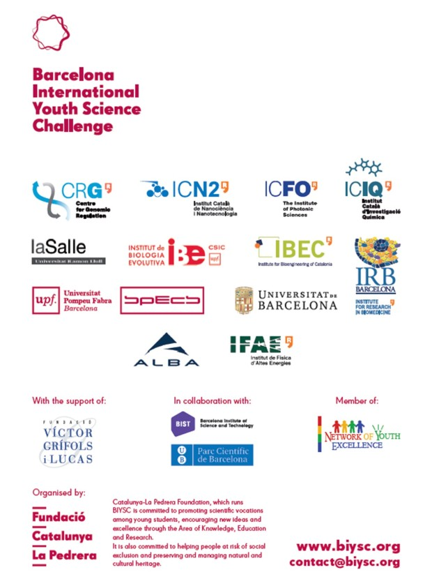 biysc _research centers and collaborations 2016