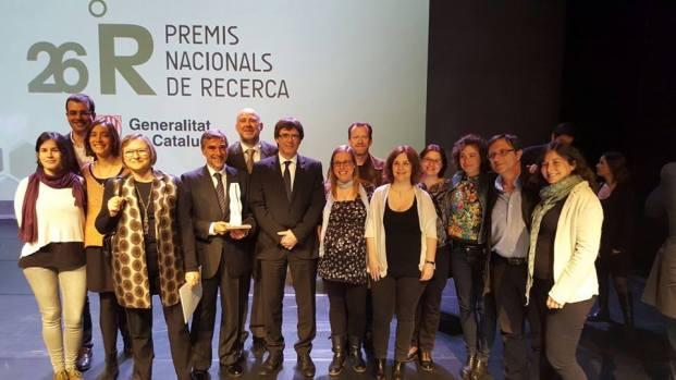 Fundació Alícia Premi Nacional de Recerca 2015