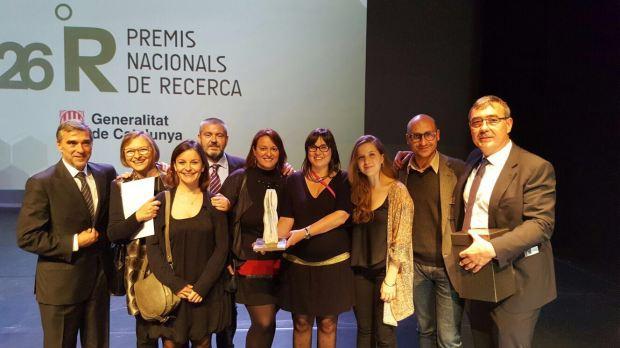 Fundació Catalunya-La Pedrera Premi Nacional de Recerca 2015