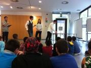matemàgia EspaiSocial Programa d'Acompanyament Educatiu Fundació Catalunya La Pedrera