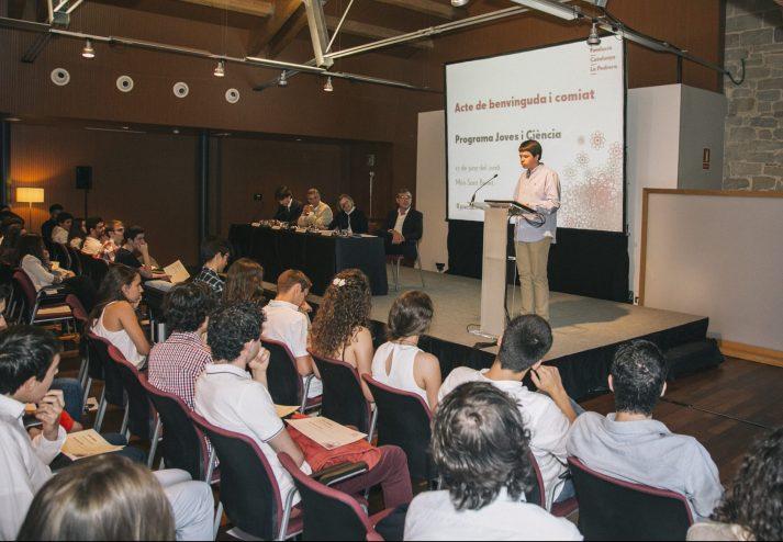 Jan Tomàs, Joves i ciència, promoció 2014