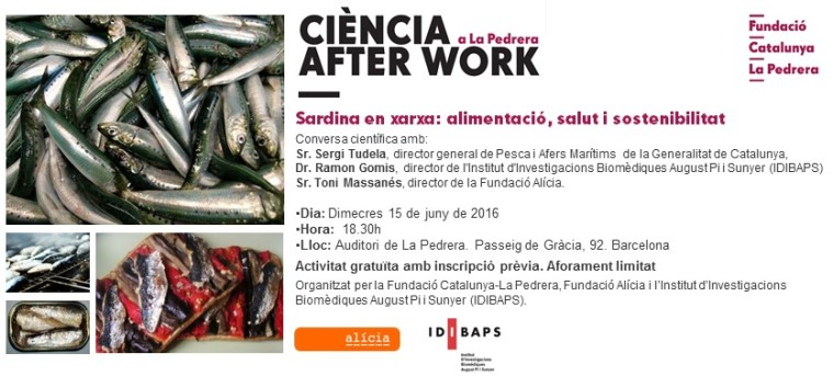 Ciència After Work a la Pedrera_ Sardina_2