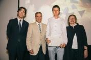 Carlos Vilés, Joves i Ciència promoció 2014
