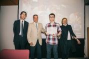 Ferran Capell, Joves i Ciència promoció 2014