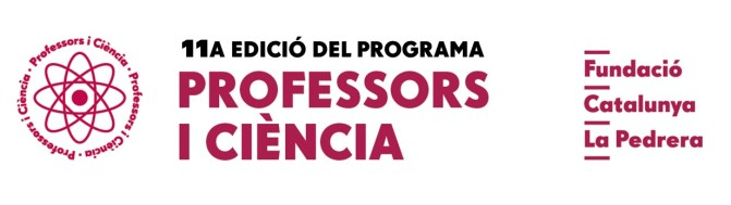 11 edició Professors i ciència