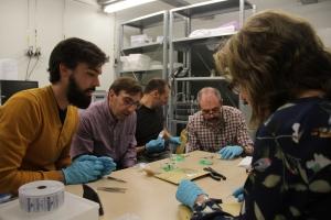 Professors i ciència Fundació Catalunya La Pedrera_ICFO