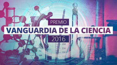 premi Vanguardia de la Ciencia_2016